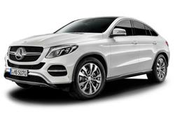 Mercedes Benz AMG GLE 43 Coupe